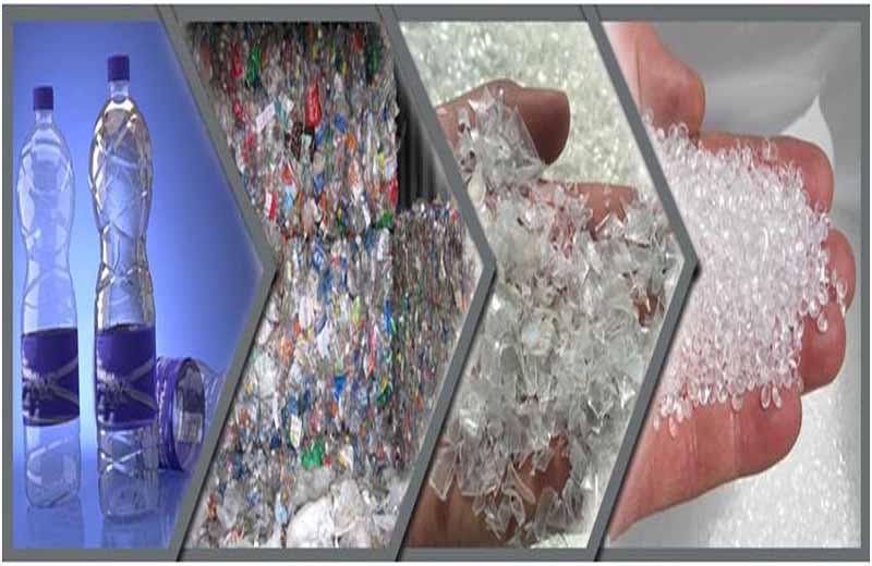 بررسی خواص مکانیکی بتن خود تراکم حاوی الیاف بازیافتی (PET) به عنوان درشت دانه برخواص  بتن تازه و سخت شده